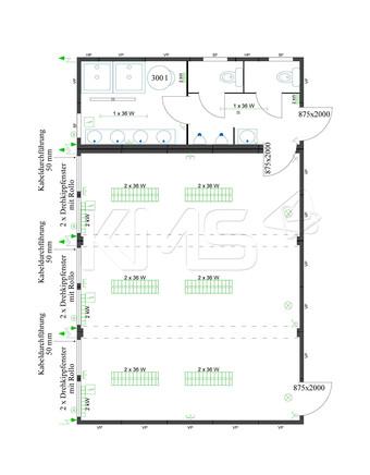 Planungsbeispiel 4er Anlage V4