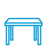 icon mobiliar tisch